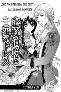 The Honeybee Earl And The Flower Dress manga