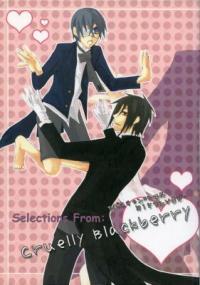 Kuroshitsuji dj - Cruelly Blackberry manga