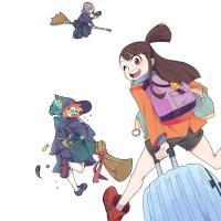 Little Witch Academia (Satou Keisuke)