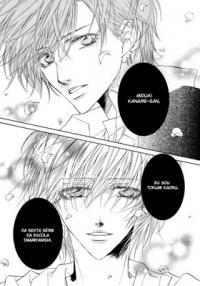 Kaze ni Chiru Hanabira to Kiss