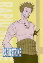 One Piece dj - Rapid Strike manga