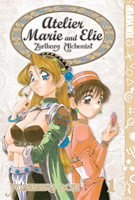 Marie to Elie no Atelier - Zarlburge no Renkin...