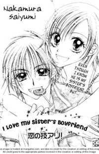 I Love My Sister's Boyfriend
