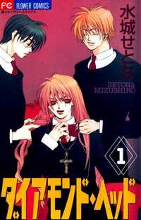 Diamond Head manga