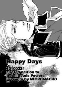 Hetalia dj - Happy Days