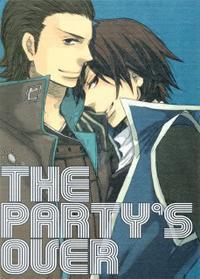 Sengoku Basara dj - The Party's Over