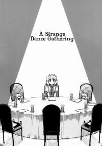 Touhou - A Strange Dance Gathering (Doujinshi)