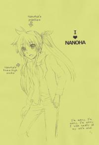 Mahou Shoujo Lyrical Nanoha - I♥Nanoha (Doujinshi)