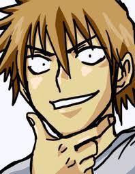 Molester Man (Doujinshi)