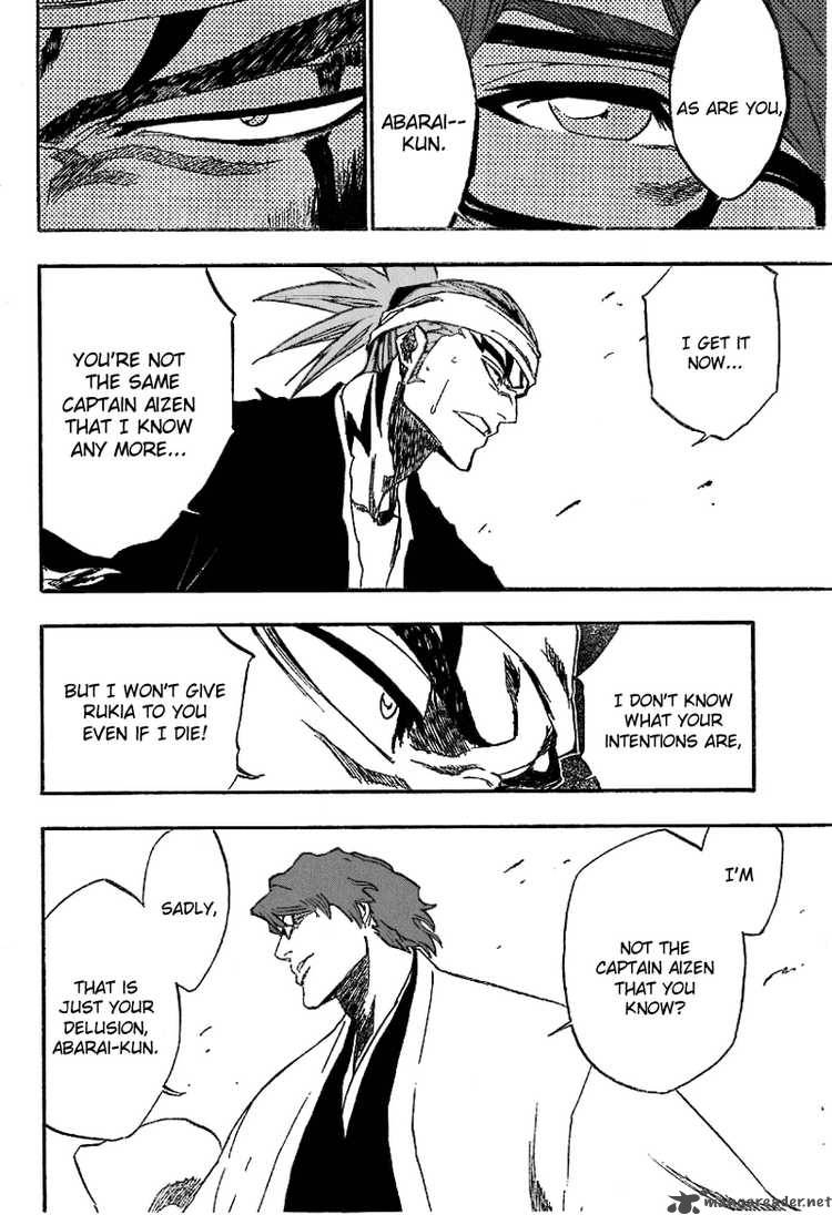 Bleach 173 End Of Hypnosis 5 Standing To Defend Yo