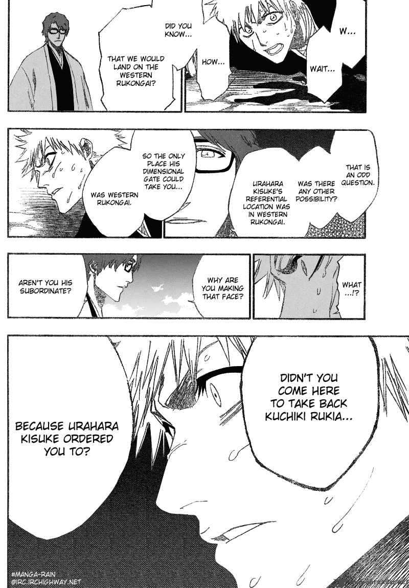 Bleach 175 End Of Hypnosis 7 Truth Under My String