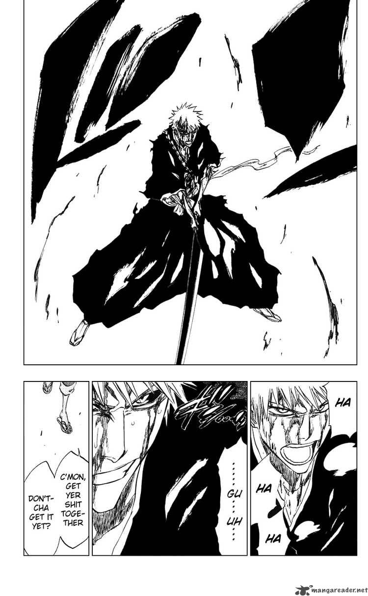 Bleach 216: The Suppression Of Darkness