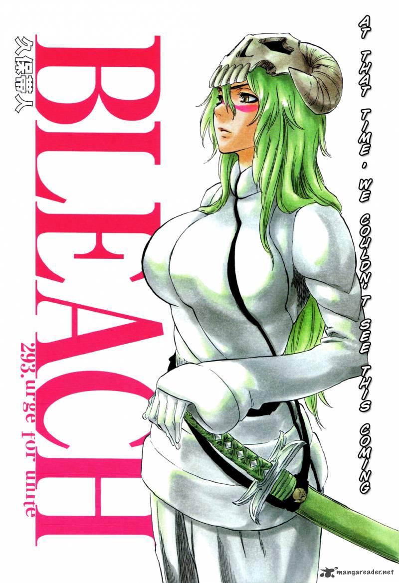 Bleach 293