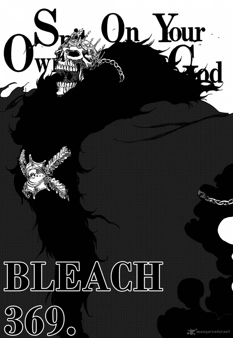 Bleach - Chapter 391