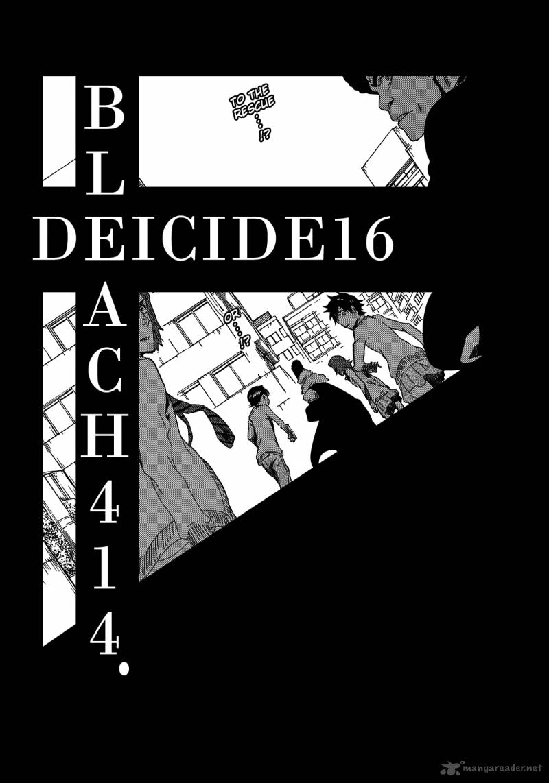 Bleach - Chapter 436