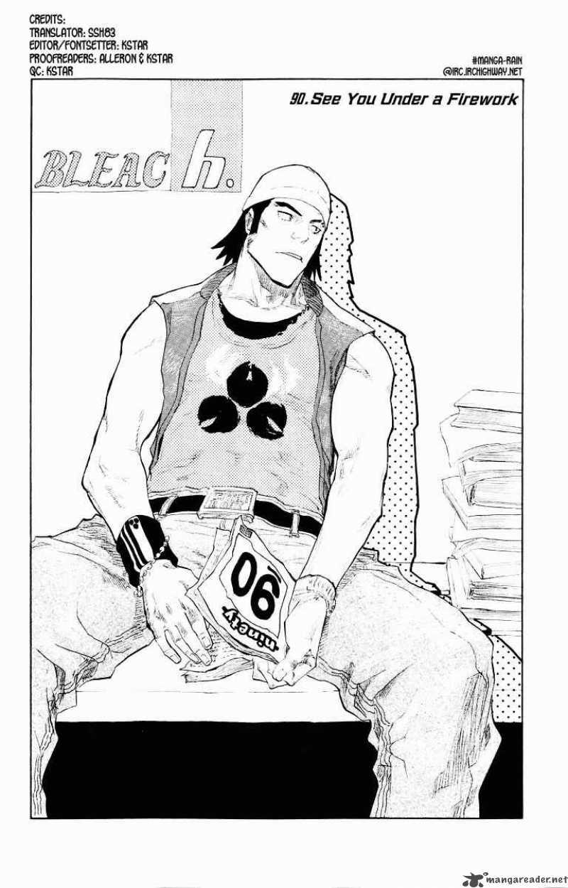 Bleach 090