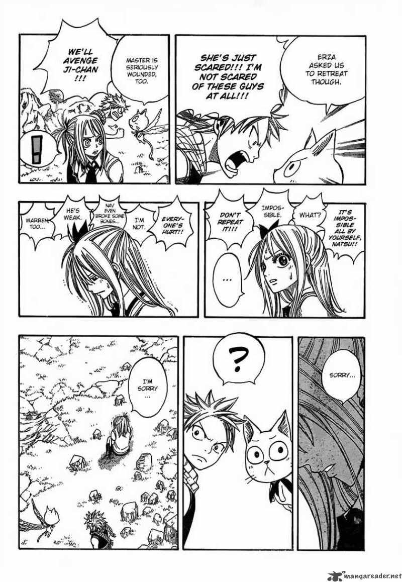 Fairy Tail Ch 50