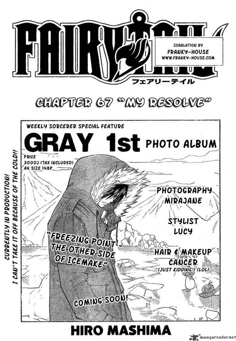 Fairy Tail - Chapter 67
